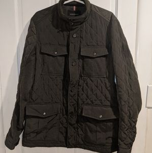 Men's Quilted Banana Republic Jacket Tall